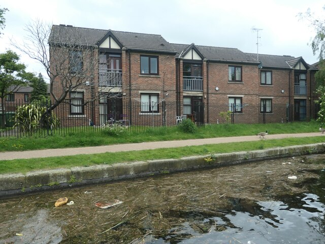 Flats in Fern Grove, Bootle
