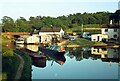 SP6989 : Reflection at Foxton – 1978 by Alan Murray-Rust