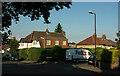 ST5874 : Junction on Kersteman Road by Derek Harper
