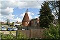 TQ6349 : Bourne Grange Oast by N Chadwick