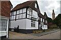 TQ6349 : Church Place by N Chadwick