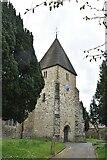 TQ6349 : Church of St Mary by N Chadwick