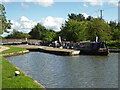 SP2466 : Grand Union Canal - lock No. 36 by Chris Allen