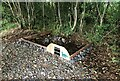 NT1290 : Kingseat Community Garden by Bill Kasman