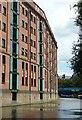 SK5739 : British Waterways Building by Alan Murray-Rust