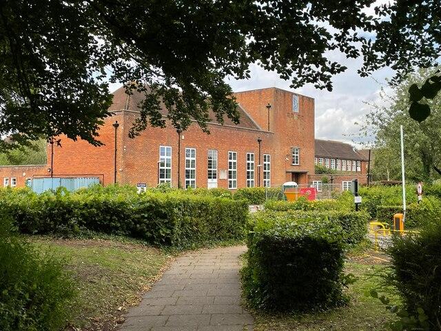 Vyne Community School by Sandy B