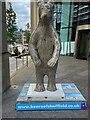 SK3587 : Bears of Sheffield: #26 Barker by Graham Hogg