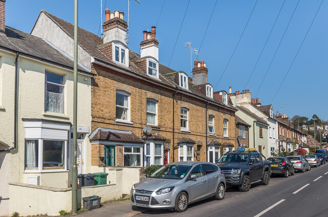 Somerset Road by Ian Capper
