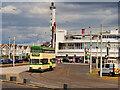 """SD3033 : """"Millennium"""" Balloon Tram at Blackpool Pleasure Beach by David Dixon"""