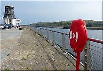 NJ9505 : Pocra Quay at Footdee, Aberdeen by Mat Fascione