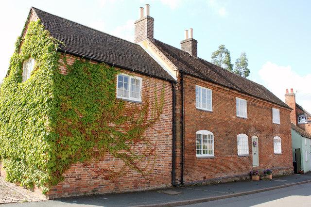 Elms Farmhouse, 70 Main Street, Higham on the Hill
