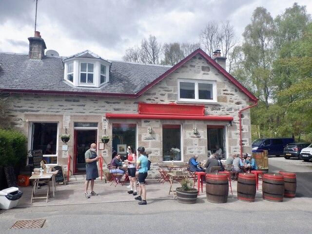 Cafe, Kincraig
