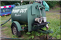SK2404 : The Mean Green Pump Out Machine by Stephen McKay