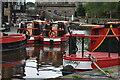 SD9851 : Narrowboats at Skipton by David Martin