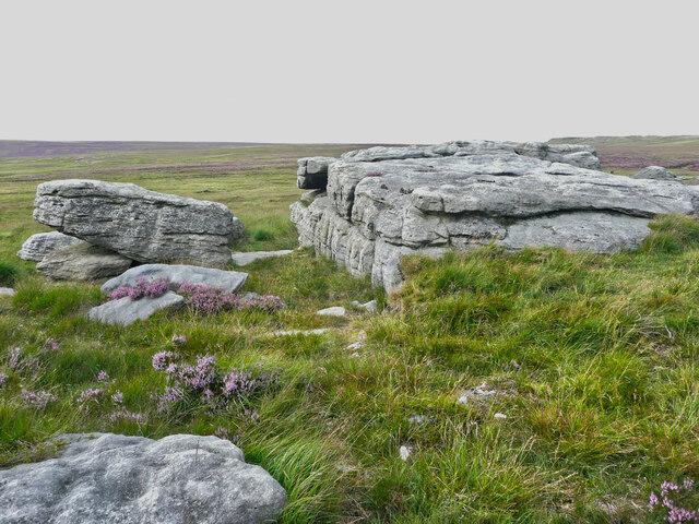 The Rocking Stone, Warley Moor