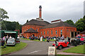 SJ8333 : Mill Meece Pumping Station - back in steam by Chris Allen