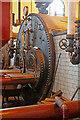 SJ8333 : Mill Meece Pumping Station - boiler house by Chris Allen