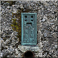 H6197 : Flush Bracket, Sawel Triangulation Pillar by Rossographer