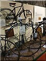 SO0660 : National Cycle Museum - Old Ordinary by Oliver Dixon