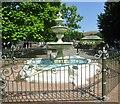 SX8751 : Dartmouth - Fountain by Colin Smith