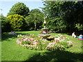 SX8751 : Dartmouth - Avenue Gardens by Colin Smith
