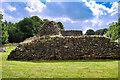 NY0881 : Ruins of Lochmaben Castle by David Dixon