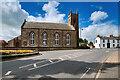 NY0882 : Lochmaben Church by David Dixon