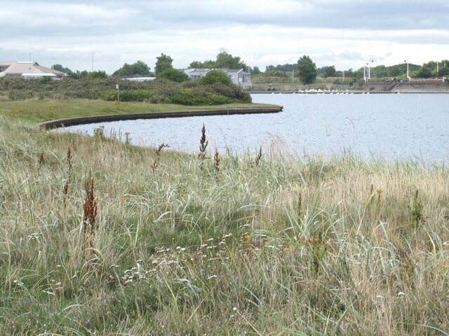 Southport revisited - Northern end of Marine Lake