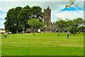 NX7661 : Castle Douglas, Lochside Park by David Dixon