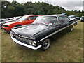 TF1207 : 1959 Chevrolet Impala at the Maxey Classic Car Show - August 2021 by Paul Bryan