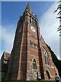 SU2908 : Lyndhurst - St Michael & All Angels by Rob Farrow