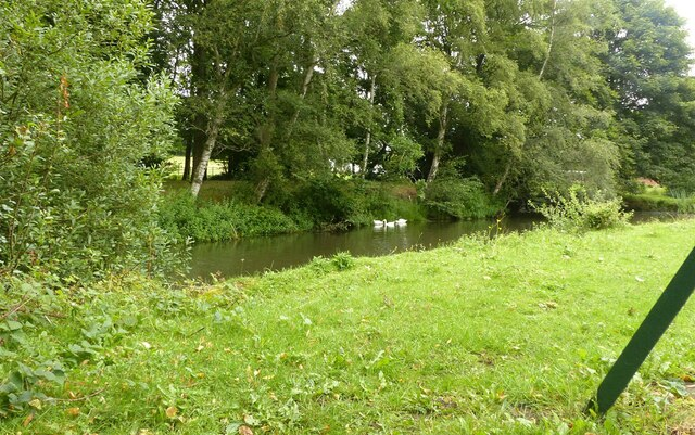 Medieval Moat, Strelley