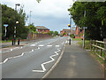 SO8652 : St Peter's Drive, Worcester by Chris Allen