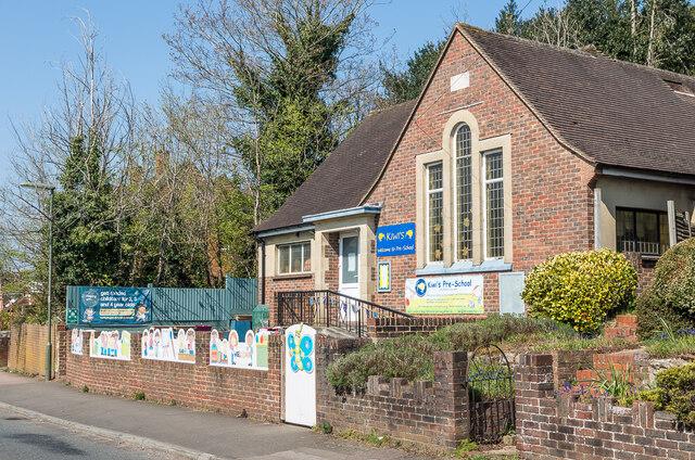 Former Baptist Chapel by Ian Capper