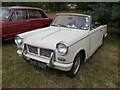 TF1207 : 1967 Triumph Herald at the Maxey Classic Car Show - August 2021 by Paul Bryan