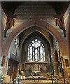 SU2908 : Lyndhurst - St Michael & All Angels - interior by Rob Farrow
