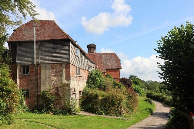 Scrag Oak Oast, Snape Lane, Wadhurst