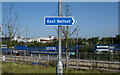 J3574 : Direction sign, Belfast by Rossographer