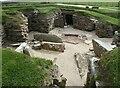 HY2318 : Skara Brae - Dwelling No.8 by Rob Farrow