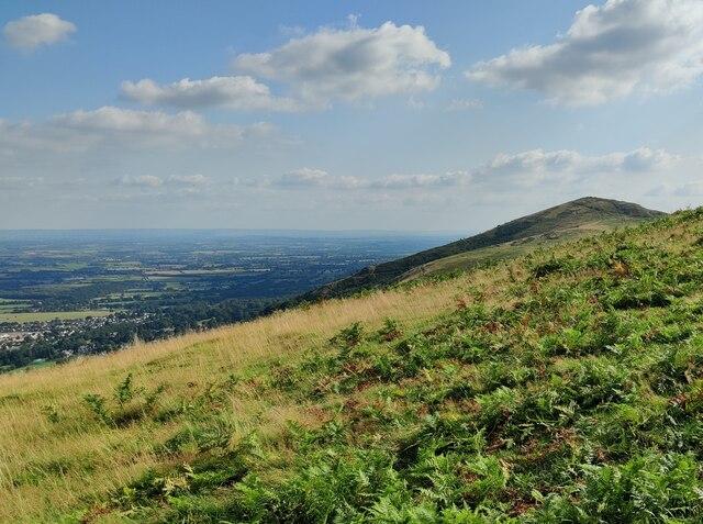 North Hill at the Malvern Hills
