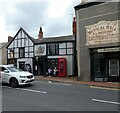 SH9477 : The Harp Inn, Market Street, Abergele by Gerald England