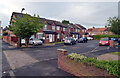 NZ2674 : Hanover Court seen from Front Street (B1505), Annitsford by habiloid