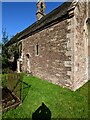 SO4200 : St John's Church, Llangwm, Monmouthshire by Jaggery