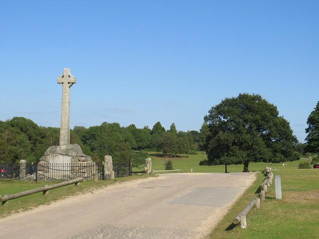 War Memorial, Lyndhurst
