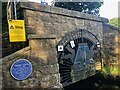 SE0007 : Entrance to Standedge Canal Tunnel, Diggle by Philip Cornwall