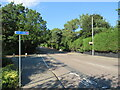 SZ0590 : Canford Cliffs Road, near Poole by Malc McDonald