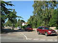 SZ0590 : Widdicombe Avenue, near Poole by Malc McDonald