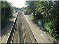 SZ0391 : Parkstone railway station, Poole by Malc McDonald