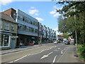 SZ0391 : Commercial Road, Ashley Cross, Poole by Malc McDonald
