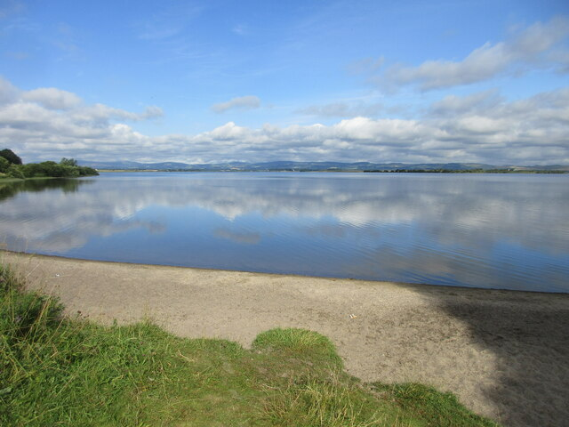 Southern shore of Loch Leven